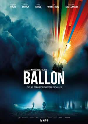 "Film-Plakat zum Film ""Ballon"". Weiter zur Film-Website »"
