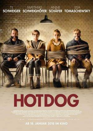 "Film-Plakat zum Film ""Hot Dog"". Weiter zur Film-Website »"