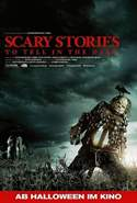 Weitere Infos und Trailer zum Film 'Scary Stories To Tell In The Dark' »