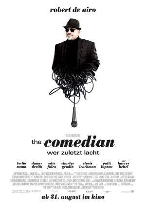 "Film-Plakat zum Film ""The Comedian"". Weiter zur Film-Website »"
